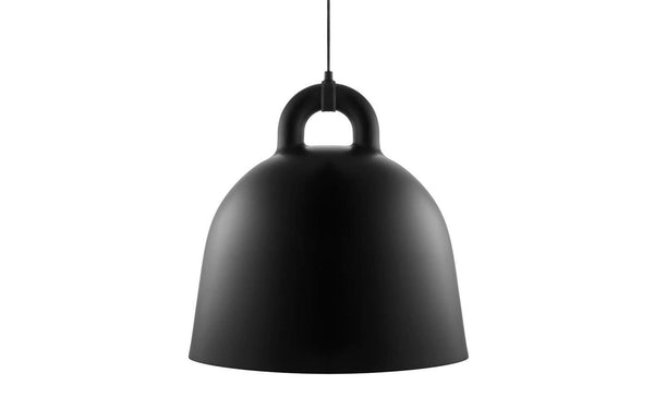 Bell Lamp Pendant Black / 55