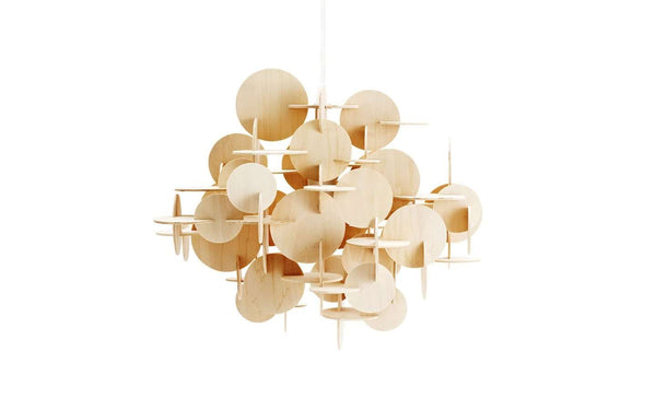 Bau Lamp Pendant Nature / 51