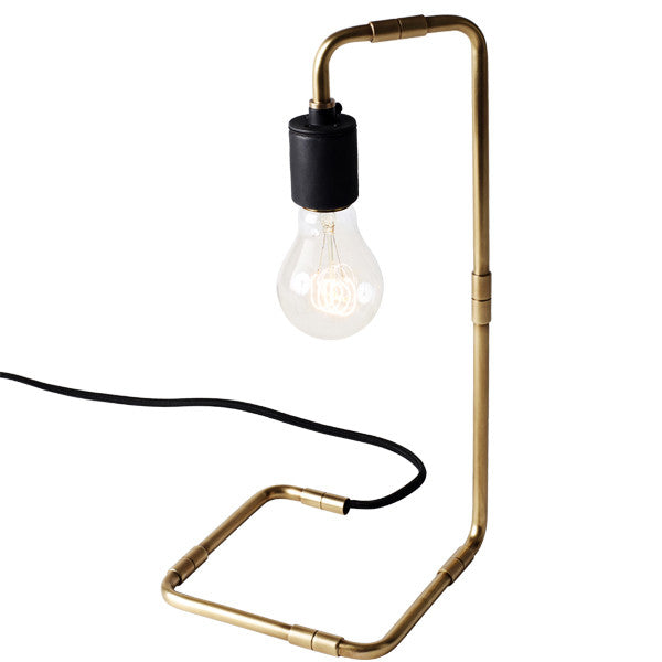 Reade Table Lamp Brass