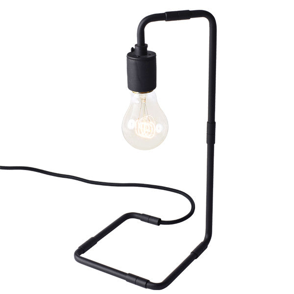 Reade Table Lamp Black