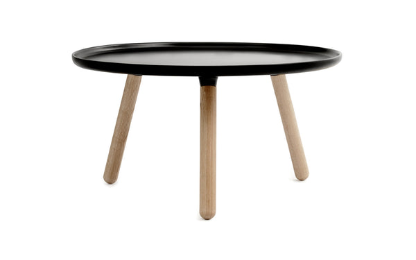 Tablo Table Large Black / Wood