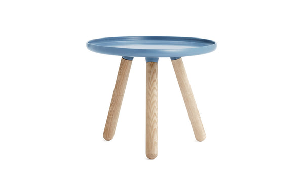 Tablo Table Small Blue / Wood