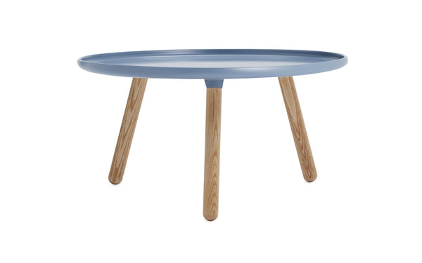 Tablo Table Large Blue / Wood