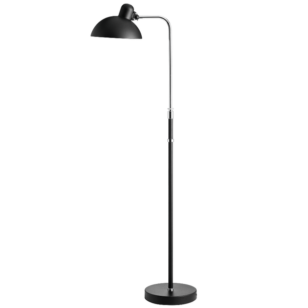 KAISER idell 6580-F LUXUS Floor Lamp Matt Black