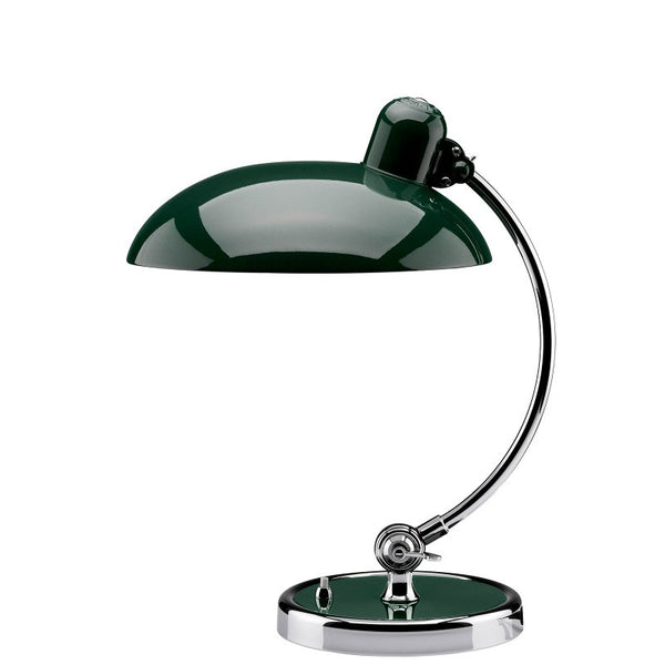 KAISER idell 6631-T LUXUS Table Lamp Dark Green