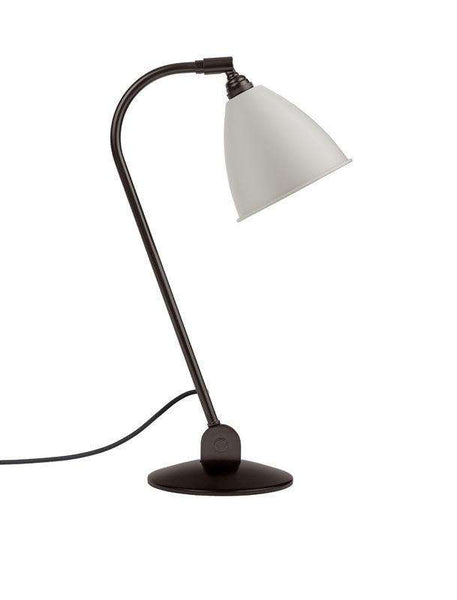 Bestlite BL2 table lamp Black Brass/White