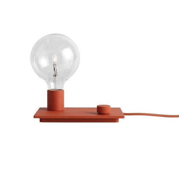Control Table Lamp Red