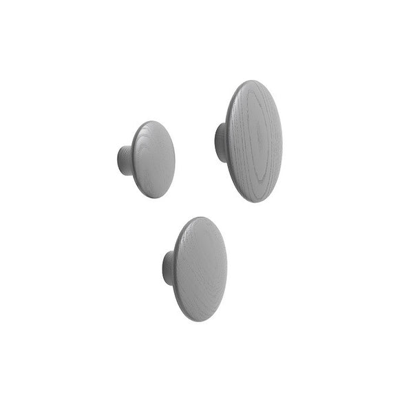 The Dots Coat Hooks / Set of 2