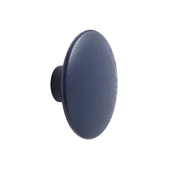 The Dots Coat Hooks / Set of 2 13 / Midnight Blue