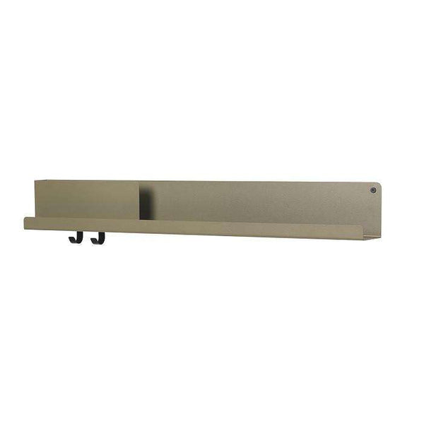Folded Shelves 95 / Olive