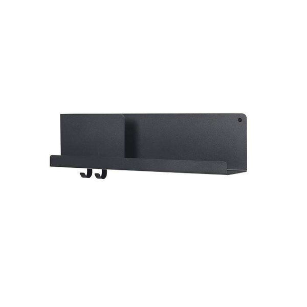 Folded Shelves 62 / Black