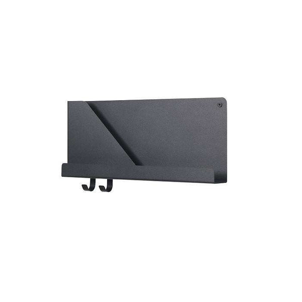 Folded Shelves 50 / Black