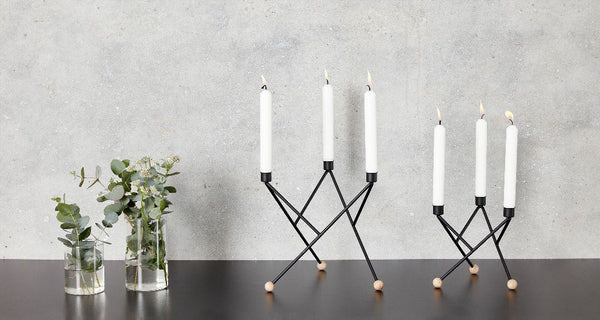 North Star Candleholder