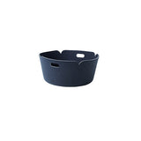 Restore Round Basket Midnight Blue