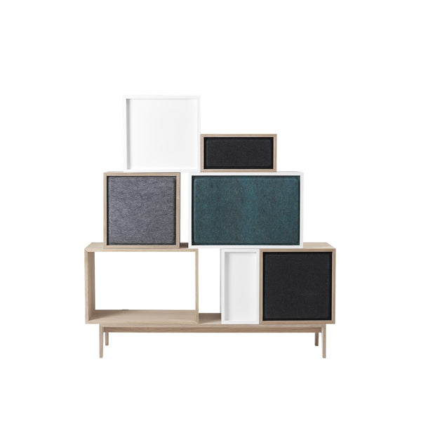 Stacked Acoustic Panels