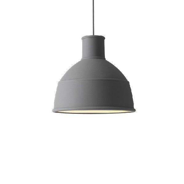 Unfold Pendant Dark Grey