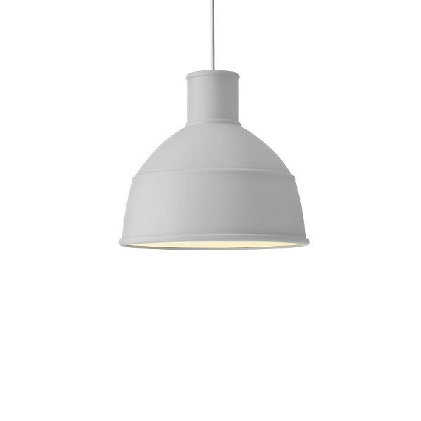 Unfold Pendant Light Grey