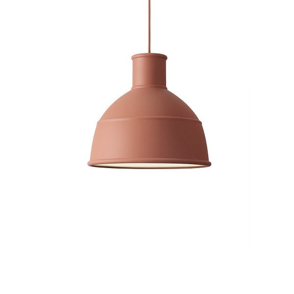 Unfold Pendant Terracotta