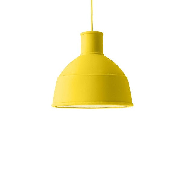 Unfold Pendant Yellow