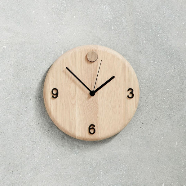 Wood Time Clock