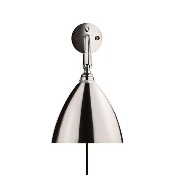 Bestlite BL7 with switch wall lamp Chrome