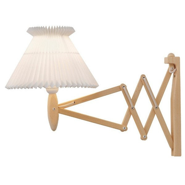 Le Klint 224 Wall Lamp Light oak