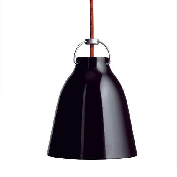 CARAVAGGIO P0 (110 ММ) PENDANT Black / Red