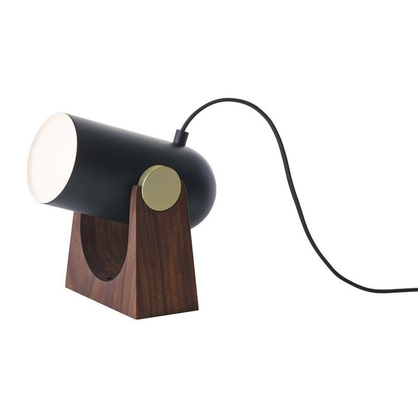 Le Klint Carronade Table Lamp Black