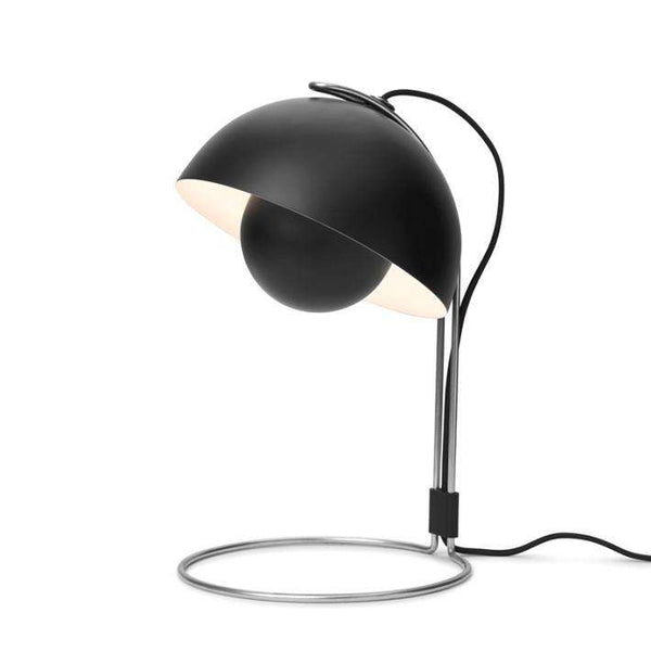 FlowerPot VP4 Table Lamp Black