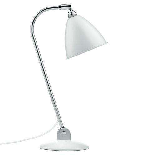 Bestlite BL2 table lamp White/Chrome