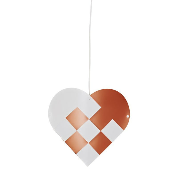 Le Klint Heart Pendant Copper / 24