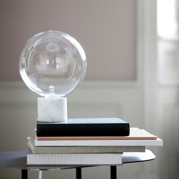 Marble Light Table Lamp - SV6