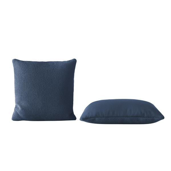 Mingle Cushion 50x50cm Blue