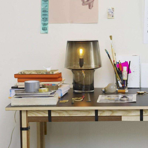 Cosy in Grey Table Lamp