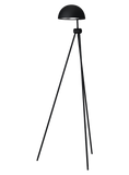 Radon floor lamp Black/Black
