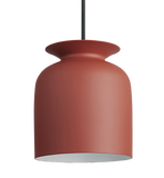 Ronde Ø20 pendant Rusty Red