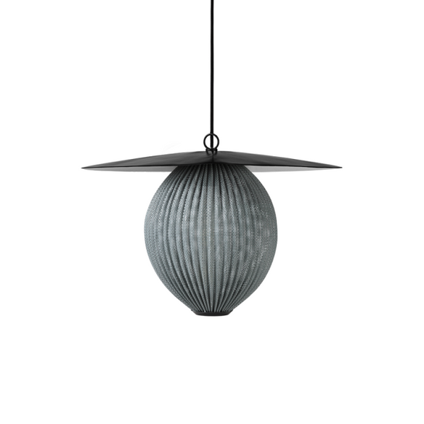 Satellite Pendant Lamp Grey / 27,2