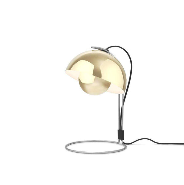 FlowerPot VP4 Table Lamp Brass