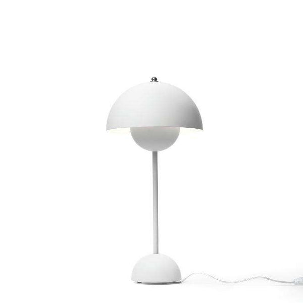 FlowerPot VP3 Table Lamp Light grey