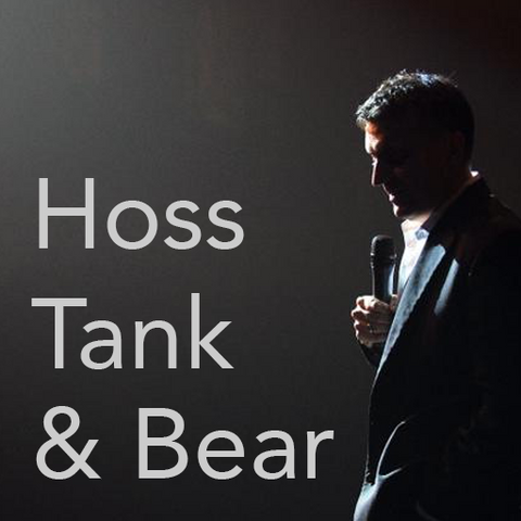 Track Twelve - Hoss Tank and Bear