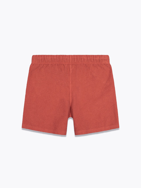 Camp Fit Sweatshorts - Rust