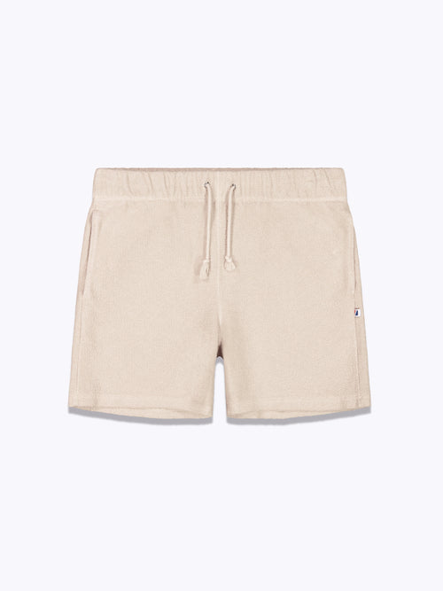 Camp Fit Sweatshorts - Beige (Preorder)