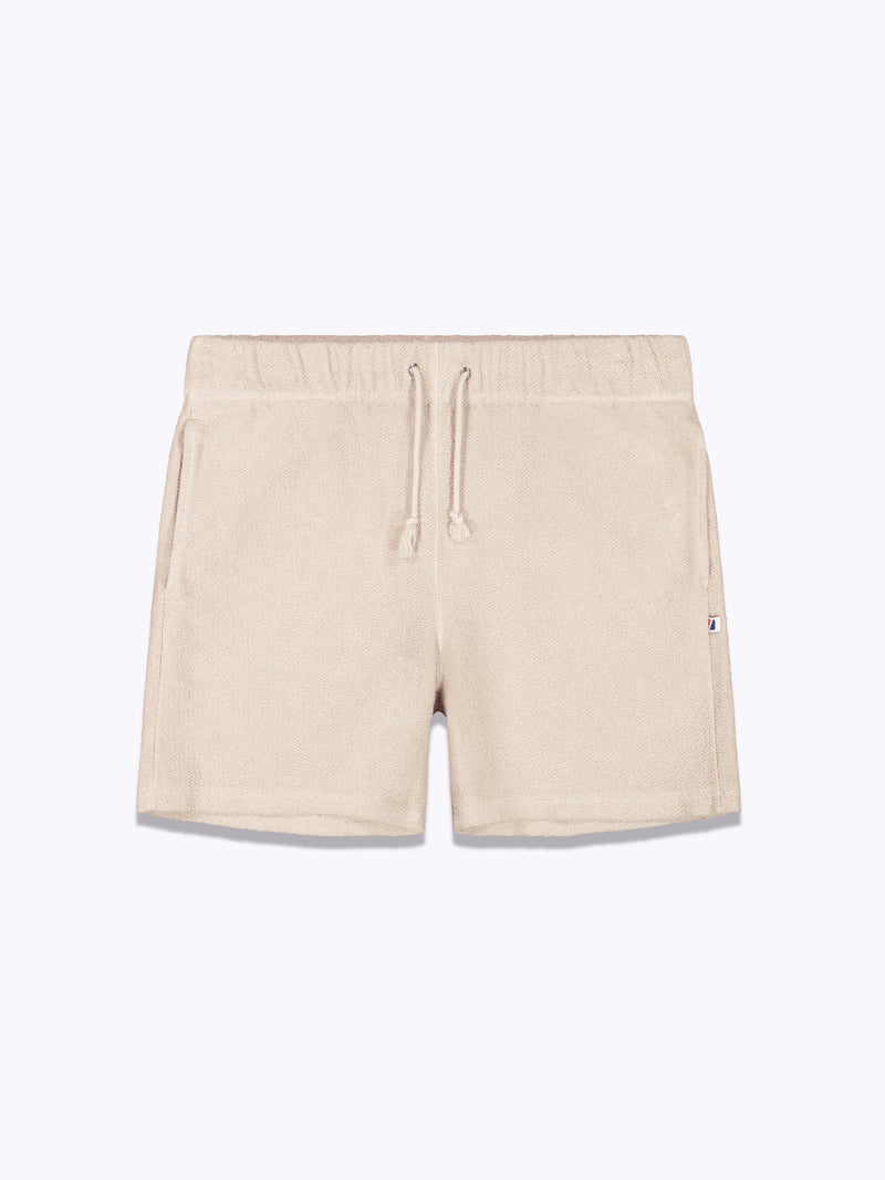 Camp Fit Sweatshorts - Beige