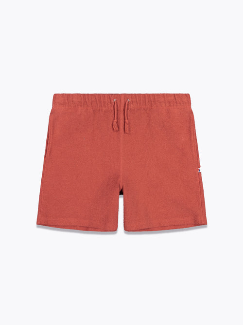 Camp Fit Sweatshorts - Rust (Preorder)