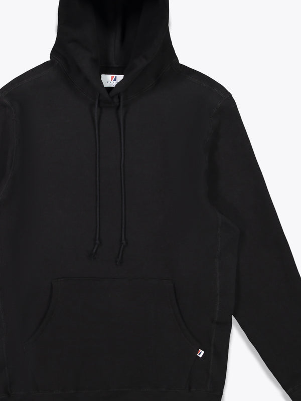 Athletic Fit Hoodie - Black