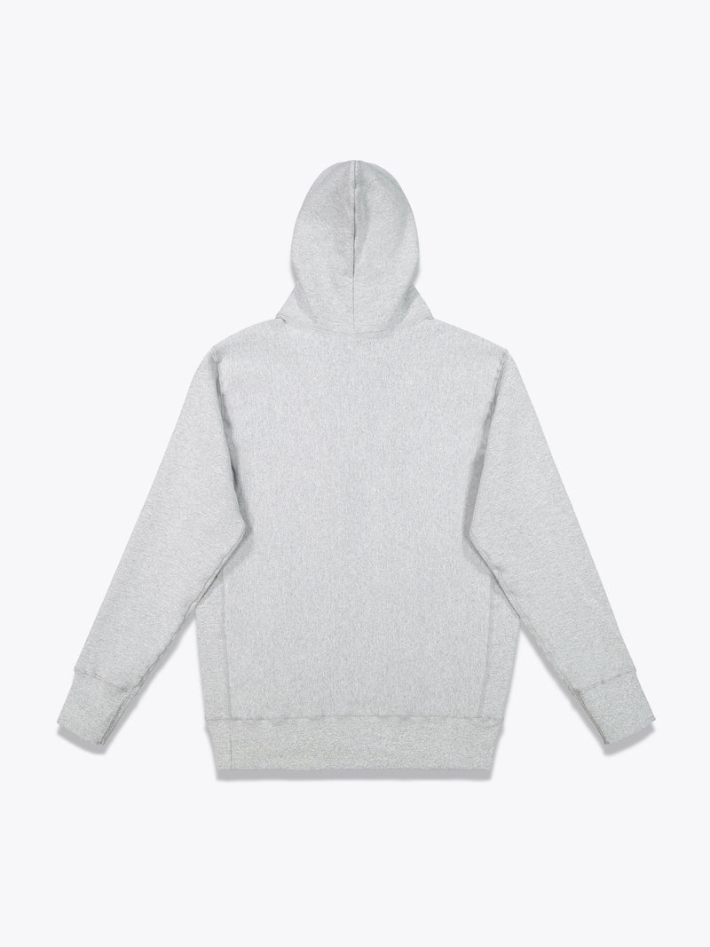 Athletic Fit Hoodie - Heather Grey