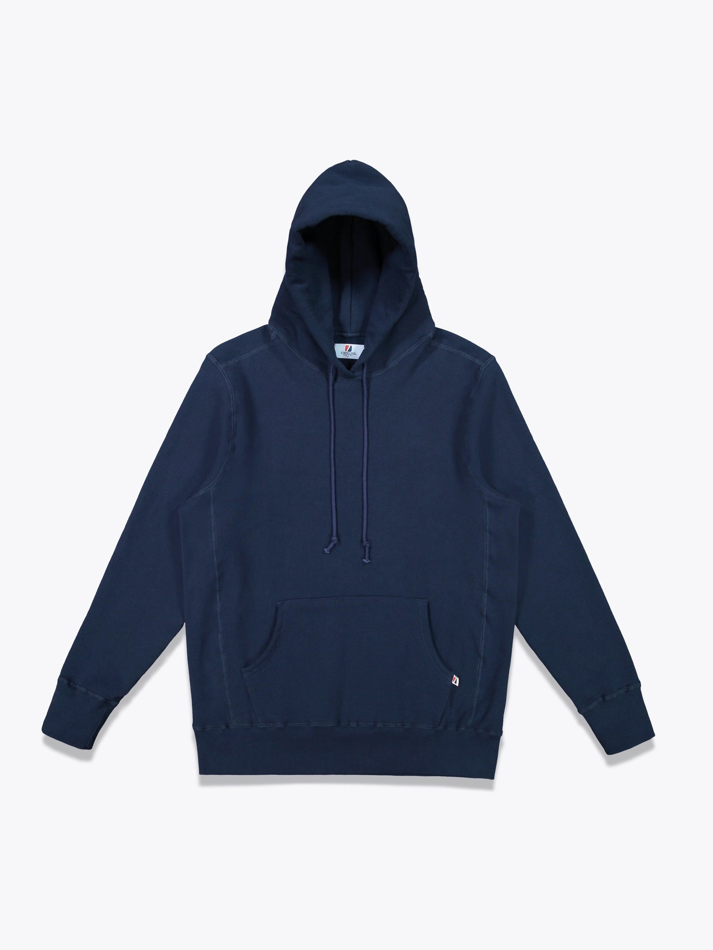 Athletic Fit Hoodie - Navy