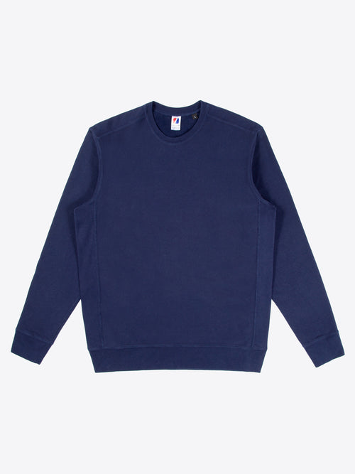 Athletic Fit Crew Neck - Navy