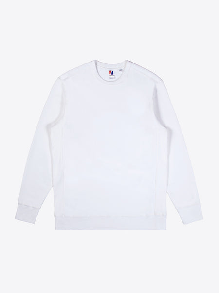 Athletic Fit Crew Neck - White