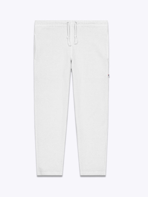 Camp Fit Sweatpants - White